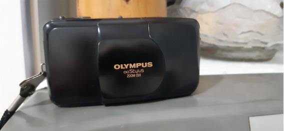 Câmera Olimpus Stylus Zoom Dlx
