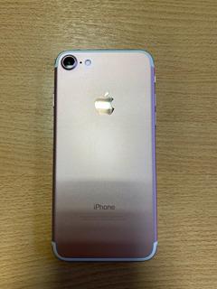iPhone 7 256 Gb Rosa Impecable Sin Detalles En Rosario!!