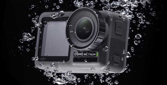 Dji Osmo Action Câmera De Ação Lançamento Dji