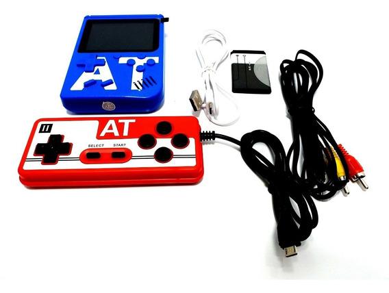 Novo Mini Game Boy Retrô Portátil 400 Jogos Promoção