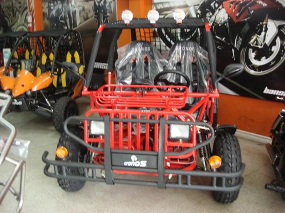 Buggy Cronos 200 Automatico Bansai Motos