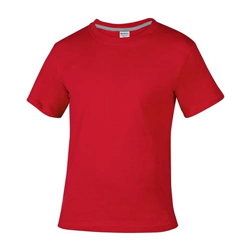 Playera Cuello Redondo Vitim Rojo Xg Para Imagen O Logo
