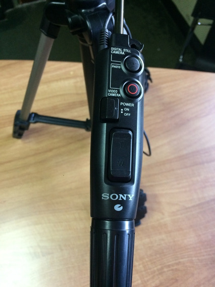 Tripode Sony Vct - D580rm
