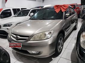 Honda Civic 1.7 Lxl 16v - Aceito Troca 2005