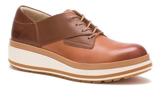 Zapato Mujer Pascala Café Cat