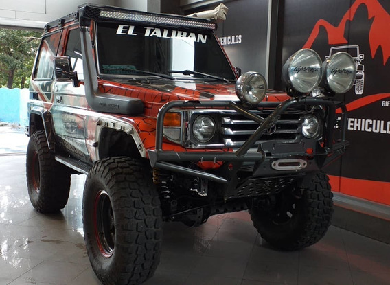 Toyota Macho Land Cruiser Te