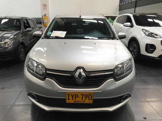 Renault Logan Gas-gasolina Privilege At 4x2 Gasolina