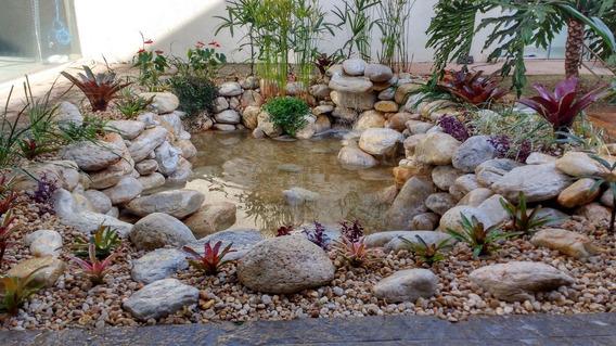 Pedra Seixo Jardins, Lagos. Tonelada. Consultar Frete