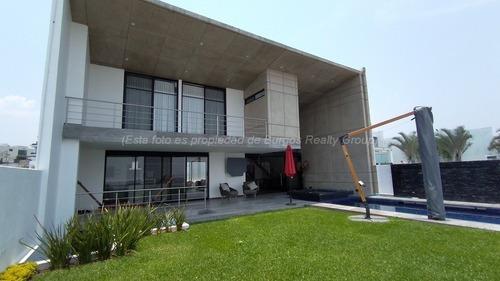 Casa En Venta En La Cima. Burgos Bugambilias. De Lujo.