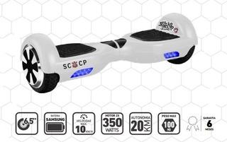 Hoverboard 6,5 Bat Samsung - Corinthians Branco My