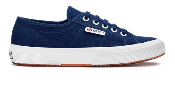 Superga 2750 Cotu Classic Strategic - Blue Md Cobalt