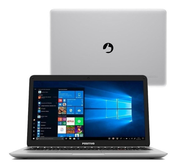 Notebook Positivo Motion C4500a - Dual Core Intel Celeron