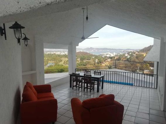 Casa Paseo Las Palomas En Playa La Audiencia