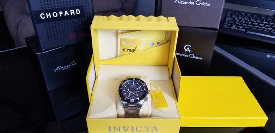 Reloj Invicta Trinite Night Glow
