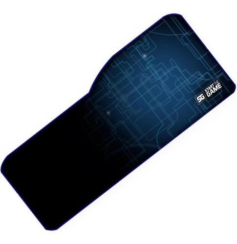 Imagen 1 de 4 de Mouse Pad Gamer Vorago Mpg300 Xl Speed Control Antiderrape