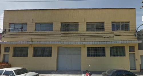 Imagem 1 de 1 de Locação Galpão - Vila Cruzeiro, São Paulo-sp - Rr1512