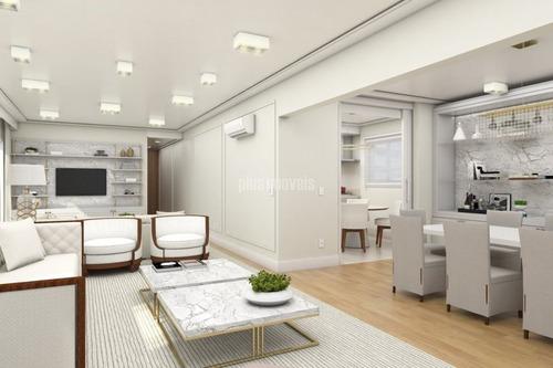 Excelente Apartamento No Jardim Paulista - Pj46977