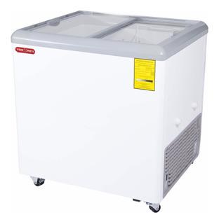 Congelador Paletero Vidrio Plano Chc-80pr Marca Torrey