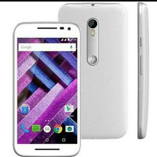 Motorola Moto G 3º Xt1543 - Dual 16gb, 13mp, 4g - Exposição