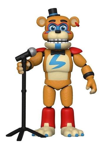 Figura Funko, Glamrock Freddy - Security Breach Fnaf