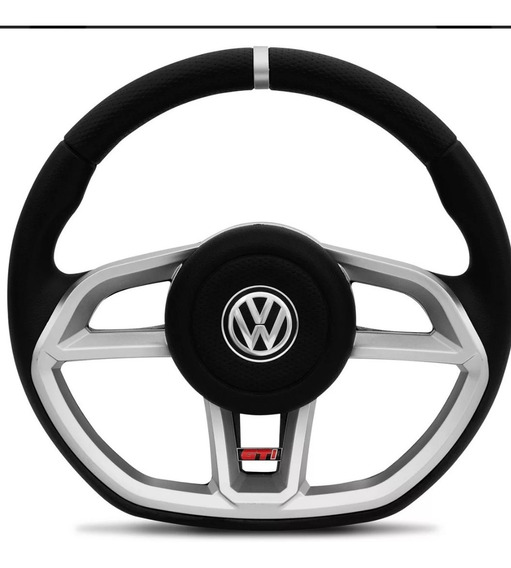 Volante Golf Gti,gol Bola/plus/city/power + Cubo