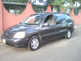 Ford Freestar 2007, Nacional, Impecable, Todo Pagado