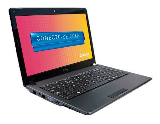 Notebook Cce I3 4gb Ddr3 Hd 750gb S/bateria Tela 14led