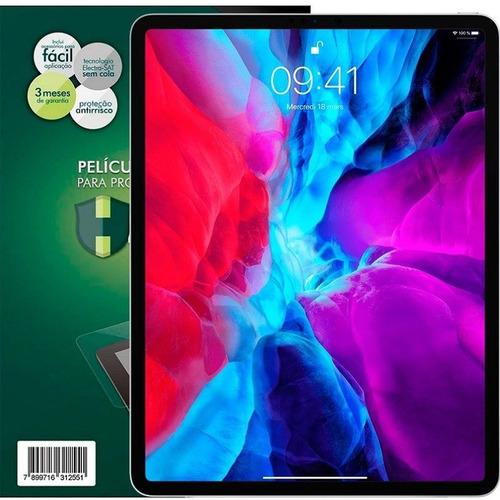 Imagem 1 de 2 de Película Hprime Fosca Siliconada P/ New iPad Pro 12.9 Top