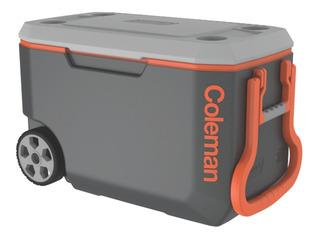 Caixa Térmica 62 Qt Coleman 58,7l Xtreme 5 Wheeled Cooler