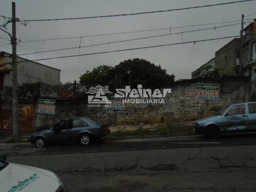 Imagem 1 de 6 de Venda Terreno Acima 1.000 M2 Até 5.000 M2 Vila Taquari São Paulo R$ 2.300.000,00 - 33534v