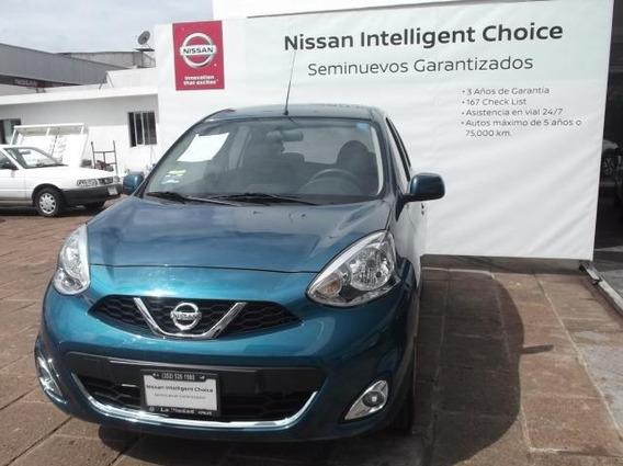 Nissan March 5p Advance L4/1.6 Aut