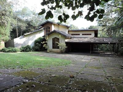 Casa Em Vila Real Moinho Velho, Embu Das Artes/sp De 408m² 4 Quartos À Venda Por R$ 1.500.000,00para Locação R$ 9.544,70/mes - Ca120251lr