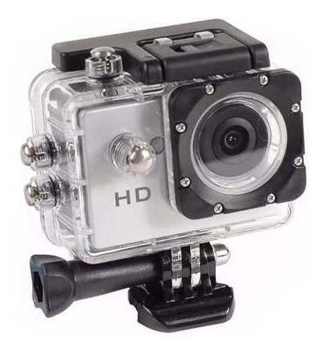 Câmera Action Hd 1080p Prova D
