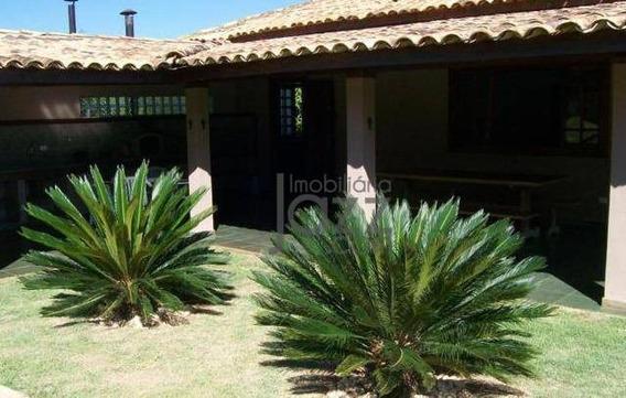 Chácara Com 2 Dormitórios À Venda, 1200 M² Por R$ 465.000 - Portal São Marcelo - Bragança Paulista/sp - Ch0213