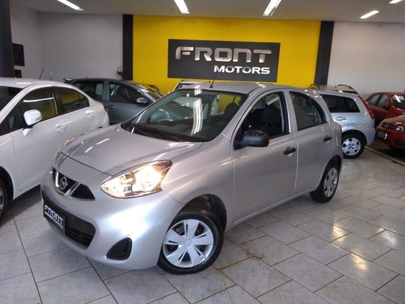 Nissan March 1.0 S 12v 2016