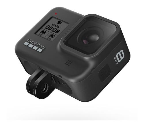 Gopro Hero 8 Black Kit Bundle Camera Bateria Cartao Shorty