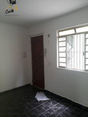 Imagem 1 de 15 de Apartamento Com 2 Dormitórios À Venda, 56 M² Por R$ 160.000,00 - Vila Sílvia - São Paulo/sp - Ap0383