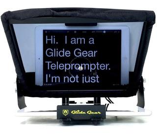 Teleprompter Glide Gear iPad Smartphone Tmp-100