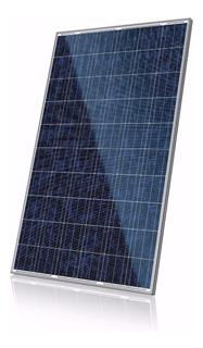 Placa Solar De 150wp Risen Rsm36-6-150p