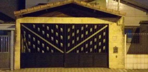 Casa Em Boqueirão, Praia Grande/sp De 90m² 3 Quartos À Venda Por R$ 375.000,00 - Ca444970