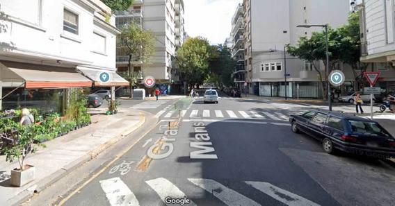 Terreno En Palermo Atras Del Boulevard Charcas. 935m2 Venta
