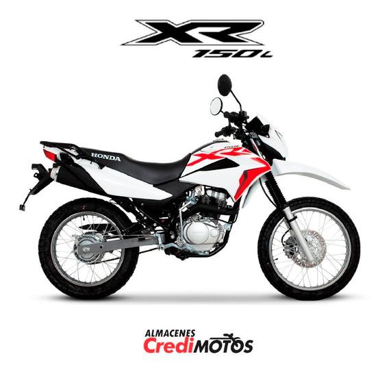 Xr 150l Honda 2021 Crédito Rápido 72 Cuotas / Viabilidad