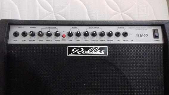Amplificador Y Pedalera Multiefectos