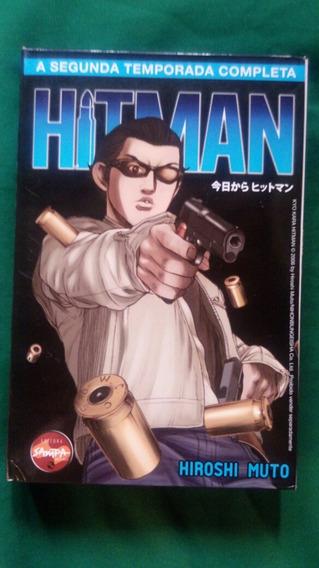 Mangá Hitman Segunda Temporada Completa