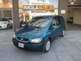 Chevrolet Zafira 2.0 Gl 7 Asientos 2002 Imolaautos-