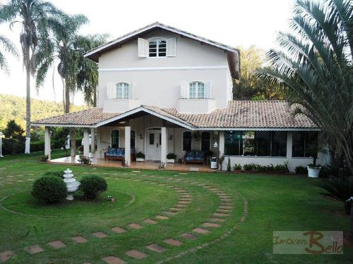 Chácara Residencial À Venda, Residencial Moenda, Itatiba. - Ch0207