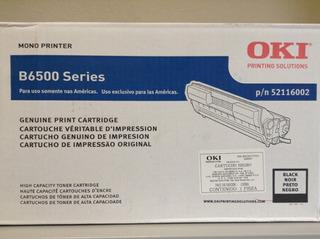 Toner Oki B6500 Series Original, Nuevo Y Sellado