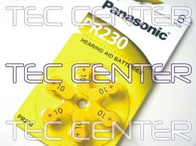 Bateria Pilha Auditiva Panasonic Pr230h Pr10 Frete R$ 16,00