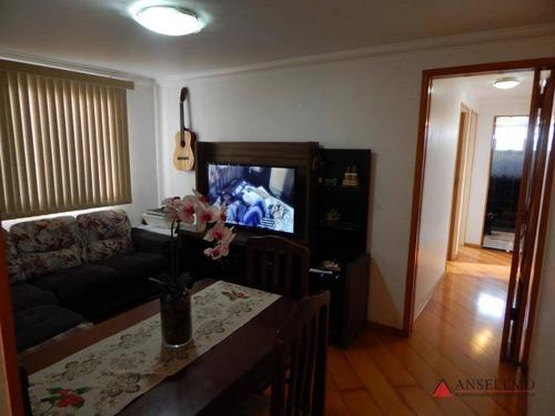 Apartamento À Venda, 54 M² Por R$ 230.000,00 - Jardim Irajá - São Bernardo Do Campo/sp - Ap1770