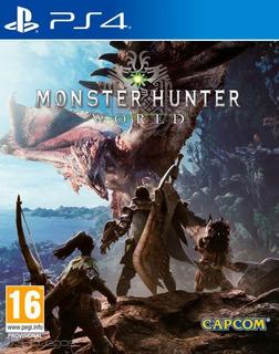Monster Hunter World ~ Ps4 Digital Español